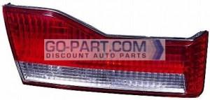 2001-2002 Honda Accord Deck Lid Tail Light - Left (Driver)