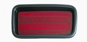 1999-2004 Mitsubishi Montero Sport Rear Bumper Reflector - Right (Passenger)