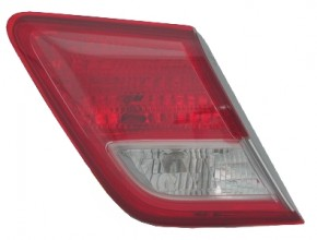 2007-2009 Toyota Camry Inner Tail Light (Inner Lamps / USA) - Right (Passenger)