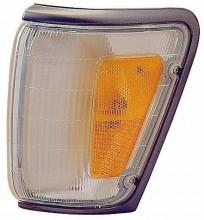 1990-1991 Toyota 4Runner Corner Light (Black Lens) - Right (Passenger)