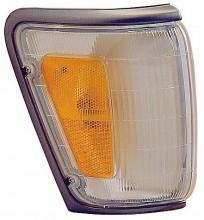 1990-1991 Toyota 4Runner Corner Light (Black Lens) - Left (Driver)