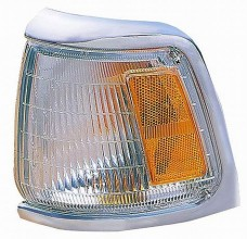 1989-1991 Toyota Pickup Corner Light (2WD / Standard / with Chrome) - Right (Passenger)