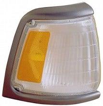 1989-1991 Toyota Pickup Corner Light (2WD / Deluxe/SR5 / Prime) - Left (Driver)