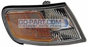1994-1997 Honda Accord Corner Light - Right (Passenger)
