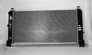 2000-2010 Chevrolet (Chevy) Tahoe Radiator (1-inch Thick without EOC)