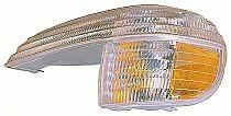1997-1997 Mercury Mountaineer Corner Light - Left (Driver)