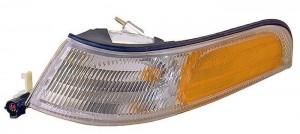 1992-1997 Ford Crown Victoria Corner Light (Base Model / Includes Marker Lamp) - Left (Driver)