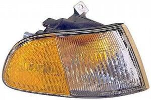 1992-1995 Honda Civic Corner Light (Coupe/Hatchback / Signal/Marker Lamp Combo) - Right (Passenger)