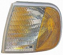2001-2003 Ford F-Series Heritage Pickup Parking / Signal Light - Right (Passenger)