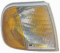 1997-2002 Ford Expedition Parking / Signal Light - Left (Driver)