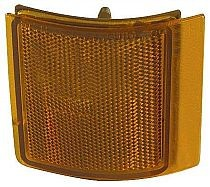 1994-1999 Chevrolet Chevy Suburban Corner Light (with Composite Lamps / Lower Lamp) - Left (Driver)