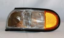 1996-1998 Nissan Quest Van Corner Light - Left (Driver)