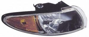 1997-2003 Pontiac Grand Prix Parking / Signal / Marker Light - Right (Passenger)