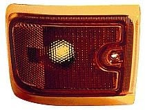 1996-2002 Chevrolet Chevy Express Corner Light (New Design / with Composite Lamps / Lower) - Right (Passenger)