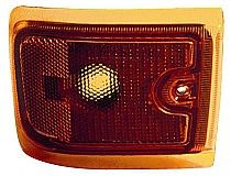 1996-2002 Chevrolet Chevy G Van Corner Light (New Design / with Composite Lamps / Lower) - Right (Passenger)