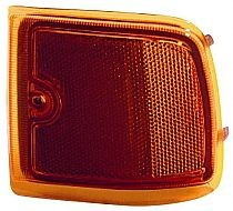 1996-2002 Chevrolet Chevy G Van Corner Light (New Design / with Composite Lamps / Upper) - Right (Passenger)