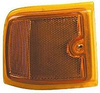 1996-2002 GMC Savana Corner Light (New Design / with Composite Headlamps / 2-Piece Design / Upper) - Right (Passenger)