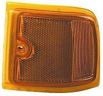 1996-2002 GMC Savana Corner Light (New Design / with Composite Headlamps / 2-Piece Design / Upper) - Left (Driver)