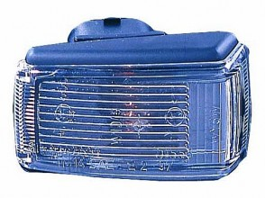 2000-2004 Volvo S40 Side Repeater Light (with White Lens / Early Design) - Left or Right (Driver or Passenger)