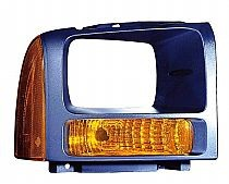 2005-2005 Ford F-Series Super Duty Pickup Parking / Signal Light - Right (Passenger)