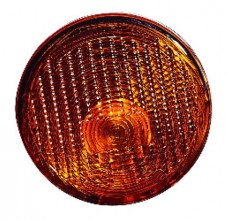 2007-2008 Jeep Wrangler Corner Light - Left (Driver)