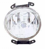 2000-2002 Hyundai Accent Fog Light Lamp (OEM / Hatchback) - Right (Passenger)