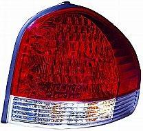 2005-2006 Hyundai Santa Fe Tail Light Rear Lamp - Right (Passenger)