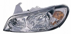 2000-2001 Infiniti I30 Headlight Assembly (OEM / without Touring Package / Halogen) - Right (Passenger)