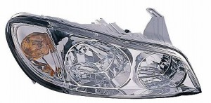 2000-2001 Infiniti I30 Headlight Assembly (OEM / without Touring Package / Halogen) - Left (Driver)