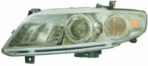 2003-2004 Infiniti FX35 Headlight Assembly - Left (Driver)