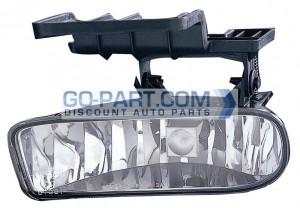 1997-2000 Infiniti QX4 Fog Light Lamp - Right (Passenger)