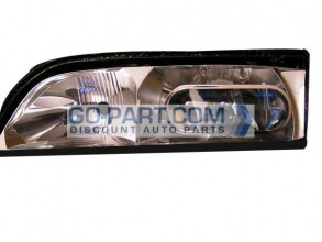 2001-2003 Infiniti QX4 Fog Light Lamp - Right (Passenger)
