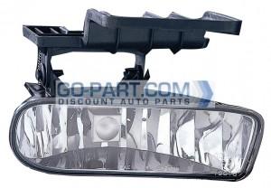 1997-2000 Infiniti QX4 Fog Light Lamp - Left (Driver)