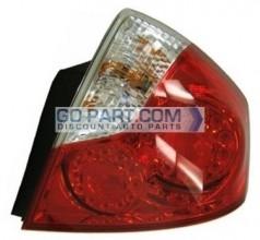 2006-2007 Infiniti M35 Tail Light Rear Lamp - Right (Passenger)
