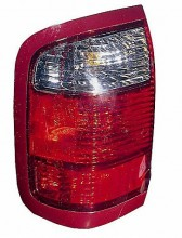 2001-2003 Infiniti QX4 Tail Light Rear Lamp - Left (Driver)