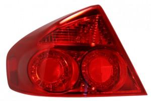 2005-2006 Infiniti G35 Tail Light Rear Lamp - Left (Driver)