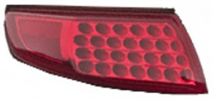 2003-2005 Infiniti FX45 Tail Light Rear Lamp - Left (Driver)