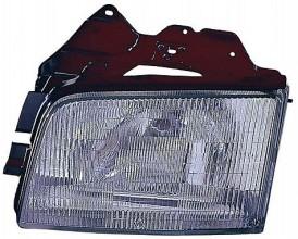 1999-2002 Isuzu Trooper / Trooper II Headlight Assembly - Left (Driver)