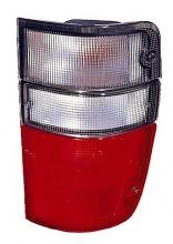 2000-2002 Isuzu Trooper / Trooper II Tail Light Rear Lamp - Left (Driver)