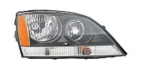 2005-2006 Kia Sorento Headlight Assembly (OEM / with Sport Package) - Right (Passenger)