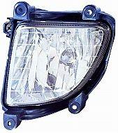 2005-2007 Kia Sportage Fog Light Lamp - Left (Driver)