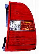 2005-2009 Kia Sportage Tail Light Rear Lamp - Right (Passenger)