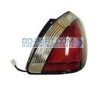 2006-2011 Kia Rio5 Tail Light Rear Lamp - Right (Passenger)