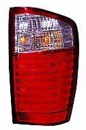 2006-2011 Kia Sedona Tail Light Rear Lamp - Right (Passenger)