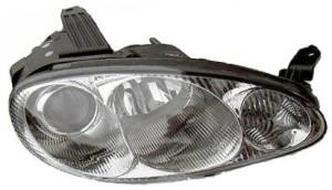 2001-2004 Mazda MX-5 Miata Headlight Assembly - Right (Passenger)