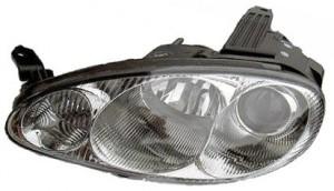 2001-2004 Mazda MX-5 Miata Headlight Assembly - Left (Driver)