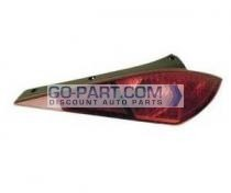 2003-2005 Nissan 350Z Tail Light Rear Lamp - Left (Driver)