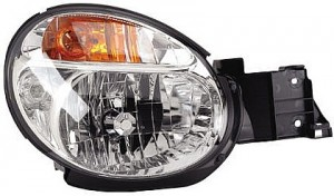 2002-2003 Subaru Impreza Headlight Assembly (OEM / Sedan / Wagon) - Right (Passenger)
