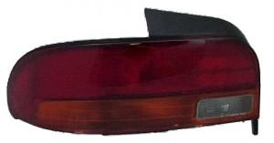 1993-2001 Subaru Impreza Tail Light Rear Lamp - Left (Driver)