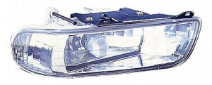 1995-1999 Subaru Outback Fog Light Lamp (OEM / Excluding Outback / with GT) - Right (Passenger)
